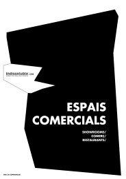 ESPAIS COMERCIALS: descarregar el catàleg PDF - Indissoluble