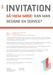 Download program - Danish Design Association