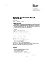 Referat - Danish Design Association