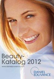 Beauty- Katalog 2012 - Daniel Jouvance