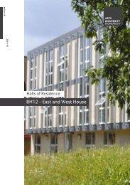 Halls of Residence Handbook - Arts University Bournemouth