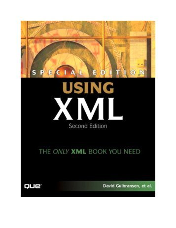 Chapter 9. Transforming XML Data into Other Formats ... - Home page