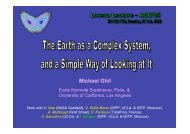 Discrete dynamical systems (CAs, BDEs) - UCLA Department of ...