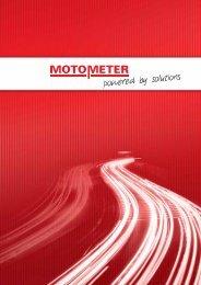 Imagebroschüre herunterladen - MOTOMETER
