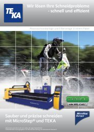 Katalog herunterladen - TEKA GmbH