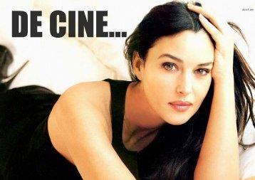 DE CINE...