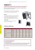 ROBUST Sähköiset ilmanlämmittimet vaativiin olosuhteisiin - Enervent - Page 4