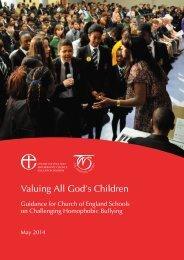 valuing all god's children web final
