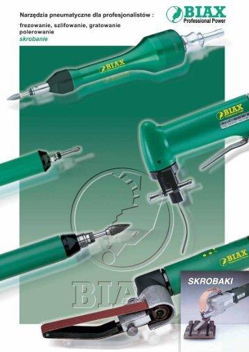 Narzędzia pneumatyczne - biax.pl