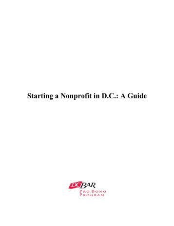 starting-a-nonprofit-a-guide-july-2014