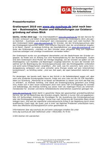 ser businessplan muster und hilfestellungen alg zuschuss - Rentabilittsvorschau Muster