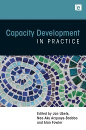 Capacity development in Practice - complete ... - The Study Stream