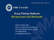 Drug Eluting Balloons - Eurocor GmbH