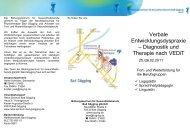 BZG Flyer Dyspraxie Homepage - Berufsfachschule für ...