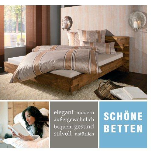 Prospekt Schone Betten Bettenhaus Biermann