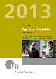 Messe-Katalog - Wirtschaftswissenschaftliche Fakultät an der ...