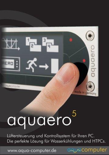 aquaero 5 PDF - Aqua Computer Forum
