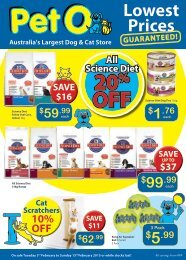 PetO Catalogue February 2015