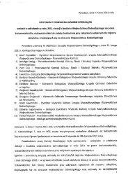 Protokół z posiedzenia Komisji Oceniającej