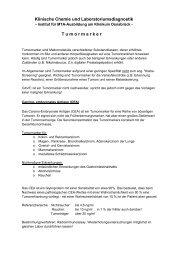Lehrbrief Tumormarker - Mtaschule-os.de