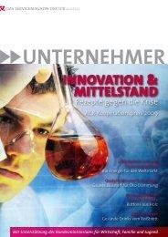 InnovatIon & MIttelstand - polytechnik