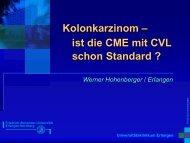 Universitätsklinikum Erlangen - Gi-oncology.de