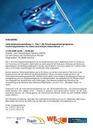 PDF-Einladung - EU-Direct