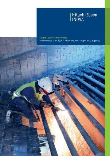 Service Brochure - Hitachi Zosen Inova AG