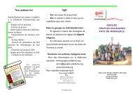 plaquette nov 2012 - Peuples solidaires