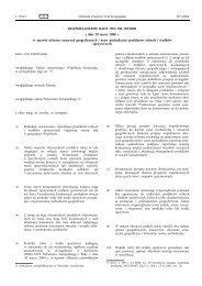 NR 510/2006 z dnia 20 marca 2006 r. w sprawie ochrony oznaczeń