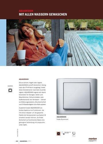 aquadesign - Merten
