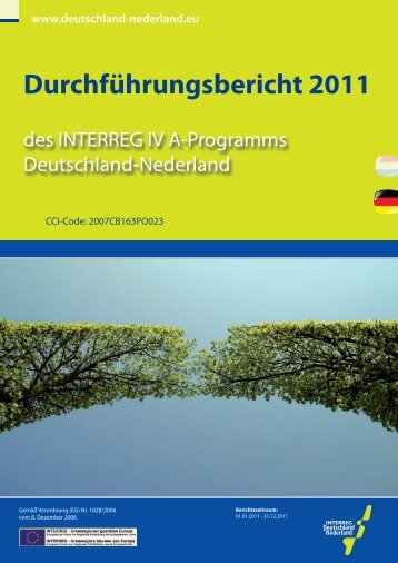 Downloads - Interreg IV A Deutschland-Nederland