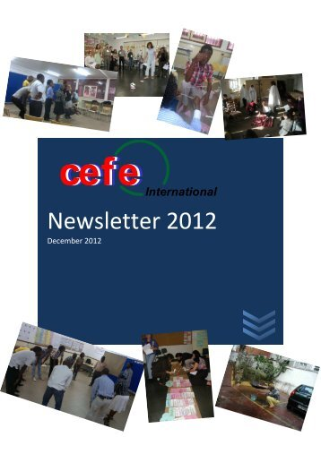 CEFE International Newsletter 2012.pdf