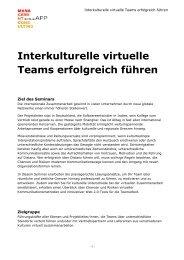 Interkulturelle virtuelle Teams erfolgreich führen - Sonja App ...