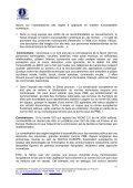 Position du CFPSAA sur la proposition de directive relative à ... - CFHE - Page 5