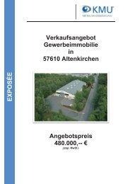 Download Exposé (PDF, 4,6 MB) - KMU Mittelstandsberatung GmbH
