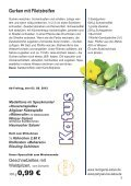 Gurken-Rahmgemüse - Metzgerei und Partyservice KATUS - Page 6