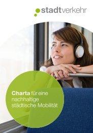 Charta für eine nachhaltige städtische Mobilität - Winterthur