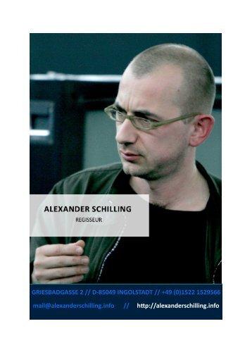 Iphigenie auf Tauris - Alexander Schilling