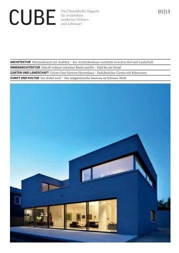 Cube Das Köln Bonner Magazin Für Architektur, Modernes Wohnen