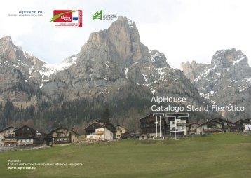 AlpHouse Stand Fieristico Catalogo (IT)