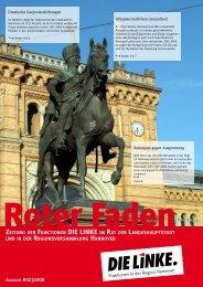 AusgAbe #02|2008 - DIE LINKE. Fraktion im Rat der ...
