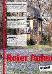 Der Rote Faden - DIE LINKE. Fraktion im Rat der Landeshauptstadt ...