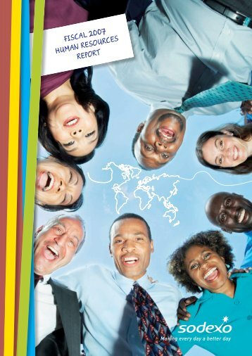 FISCAL 2007 HUMAN RESOURCES REPORT HU - Sodexo