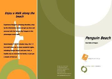Penguin Beach Penguin Beach - Central Coast Council