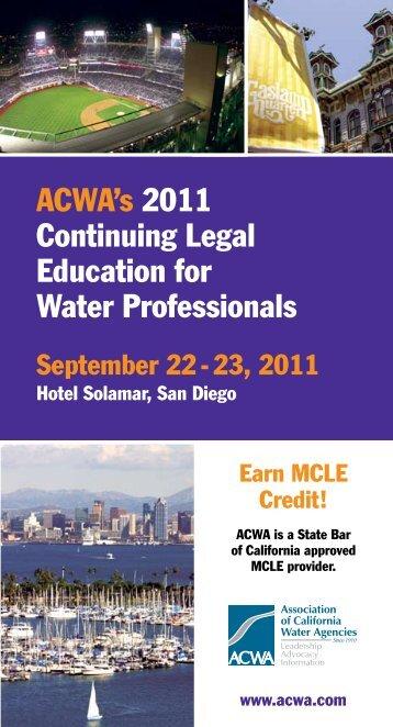 brochure - ACWA