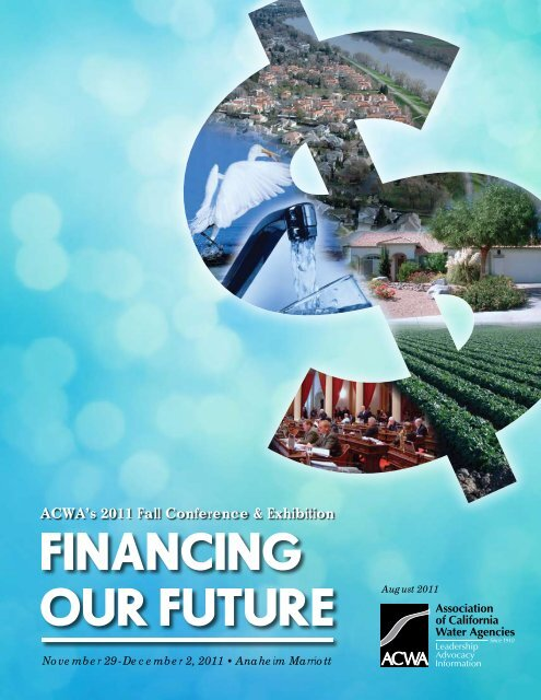 FINANCING OUR FUTURE - ACWA