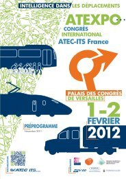 atexpo 2012 - Atec/ITS France