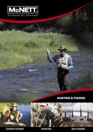 Fishing & Hunting - McNett Europe