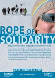 Rope of Solidarity - BPW Bern